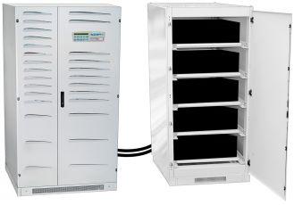 ИБП большой мощности N-Power Evo 200 кВА свнешним батарейным кабинетом