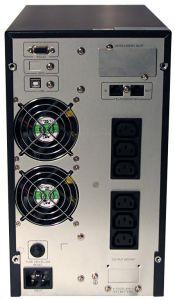 Pro-Vision Black M3000P (вид сзади)