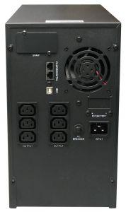 Smart-Vision S3000N (задняя панель)