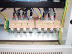 Oberon Y45-15: клеммная колодка для силовых кабелей
