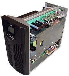 Pro-Vision Black M3000P (3 кВА) внутренняя компоновка