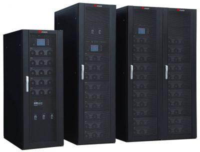 Модульные ИБП Power-Vision HF Module встойках высотой 1600 мм и2000 мм