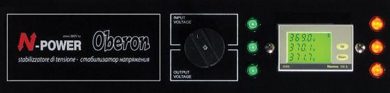 Вариант панели управления сцифровым мультиметром
